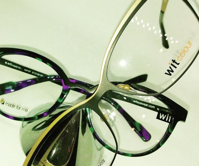 Gafas graduadas: Productos y servicios de Óptica Santamaría