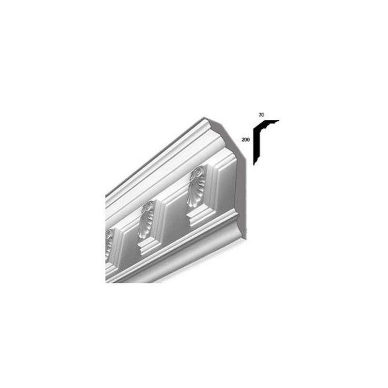 Cornisa CR-111: Catálogo de Galuso