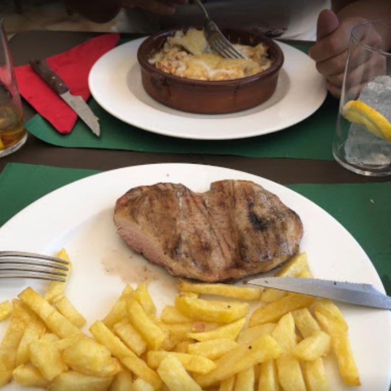 Menú infantil: Nuestra carta de Restaurante Miralles