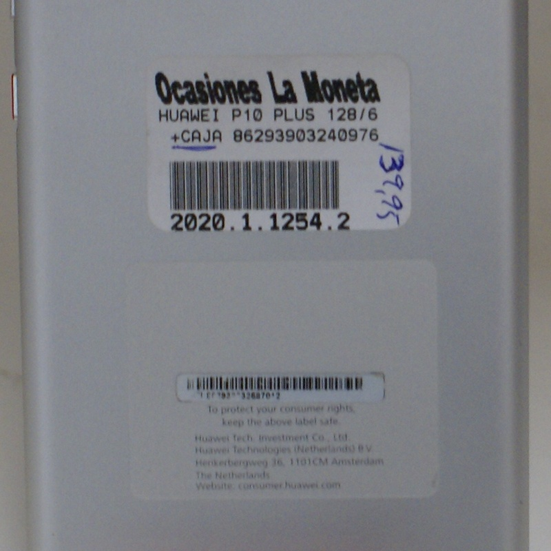 HUAWEI P10 PLUS: Catalogo de Ocasiones La Moneta
