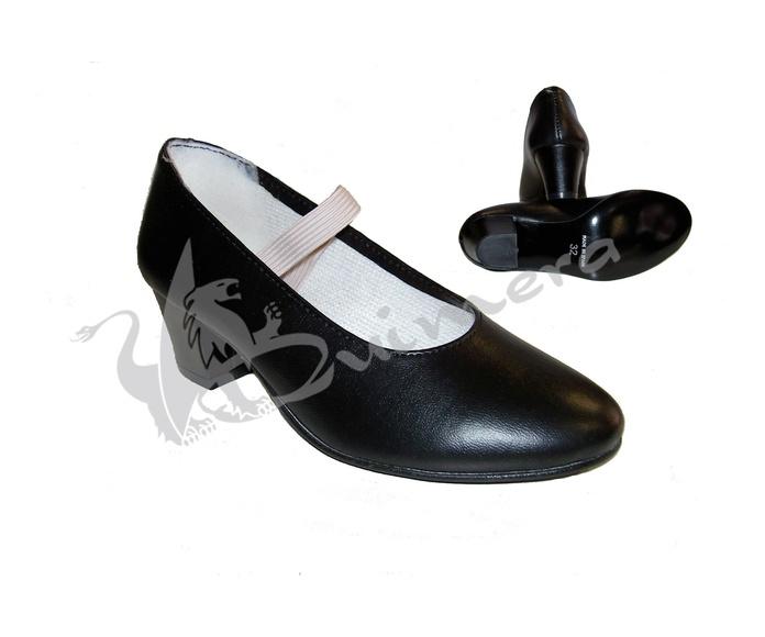 Zapato flamenco iniciación sintético