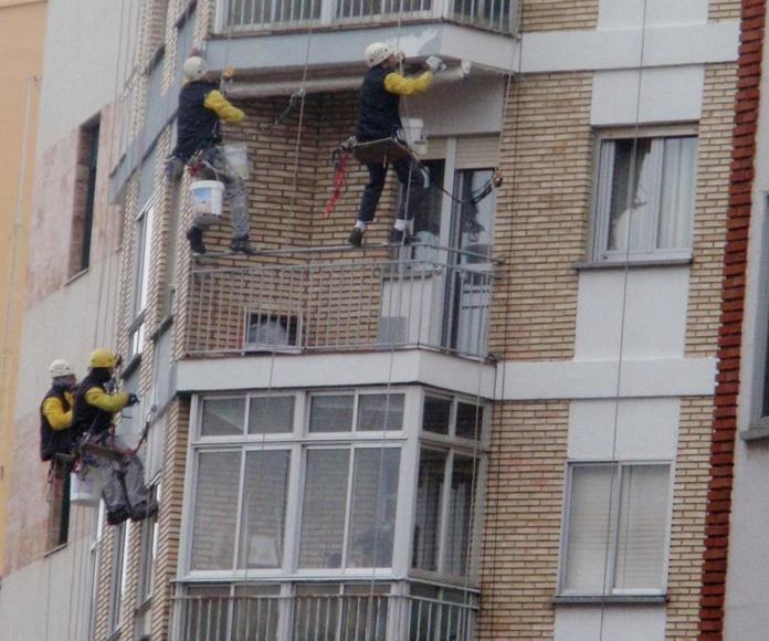 Rehabilitación de edificios en Zamora
