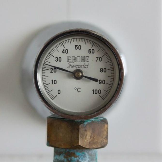 ¿A qué temperatura pongo la calefacción?