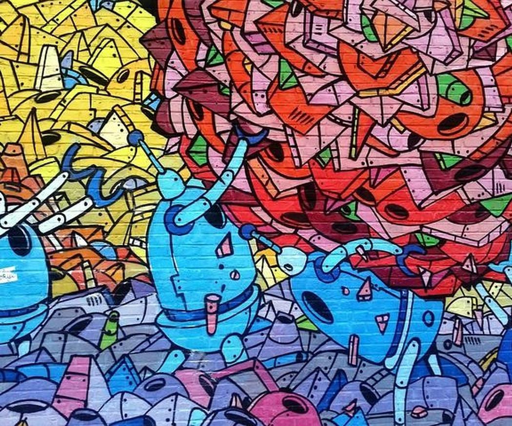 Los orígenes del grafiti