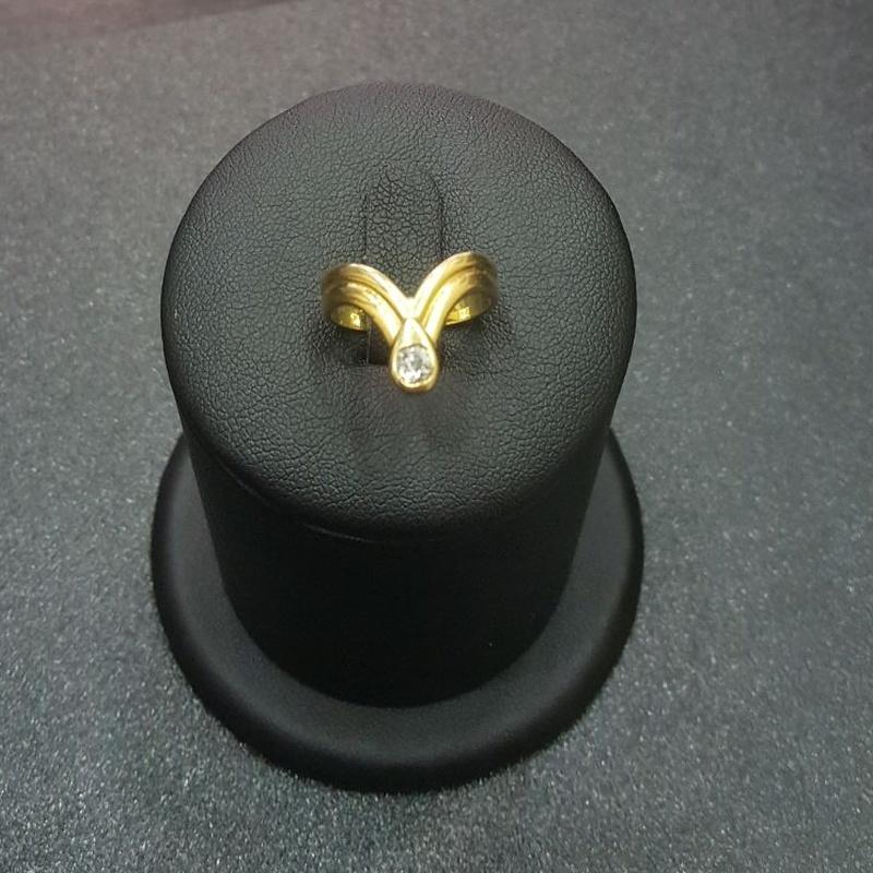 Anillo oro con diamantes: Compra Venta de Oro y Plata de MR. SILVER & GOLD