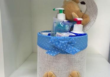 Canastillas de bebé personalizadas