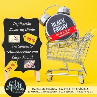 Black Friday en LA PELL DE L'ÀNIMA