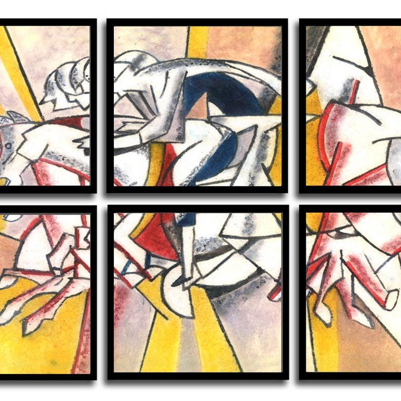 MURAL 6: Catálogo de X Amor Al Arte