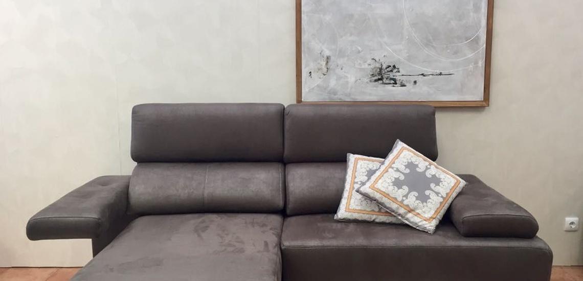 Tienda de sofás en Getxo con mucho estilo