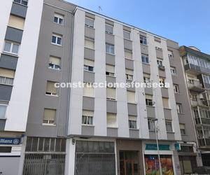 Construcciones Fonseca. especialistas en fachadas.