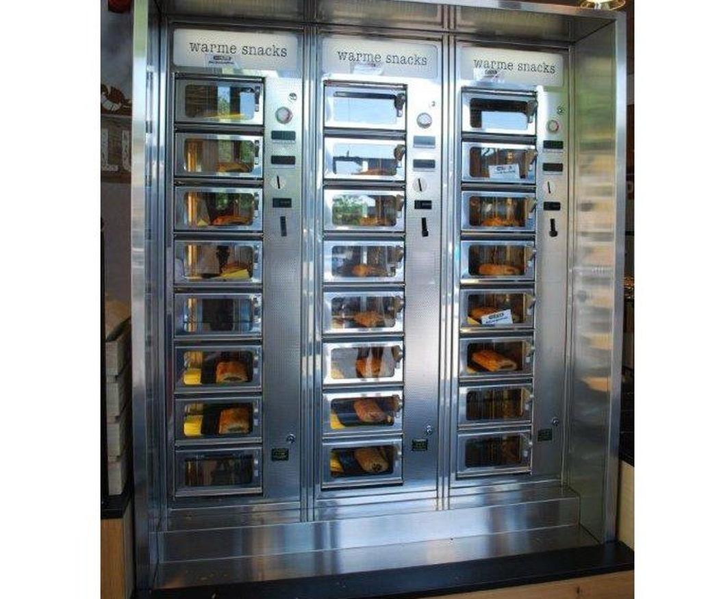 ¿Dónde instalar una máquina de vending?