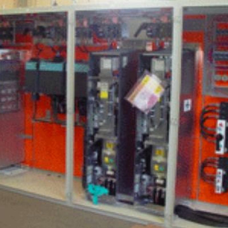 Fabricación de cuadros eléctricos e instrumentación: Servicios de Kayros Ingeniería