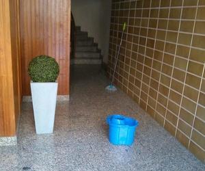 Limpieza de comunidades y particulares