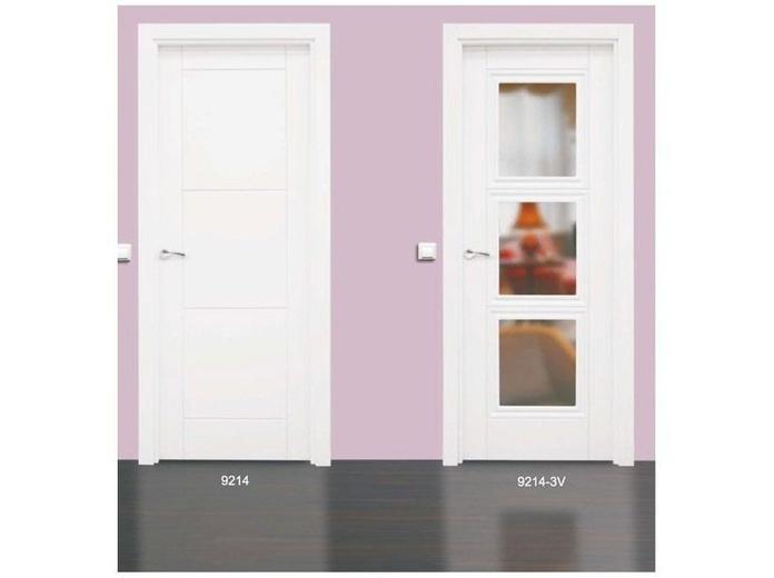 Modelo 9214 Puerta lacada de calidad estándar en Madrid: ARMARIOS, PUERTAS Y TARIMAS de Gercar