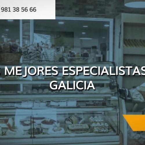 Comida sin gluten en Galicia: Pastelería Santy