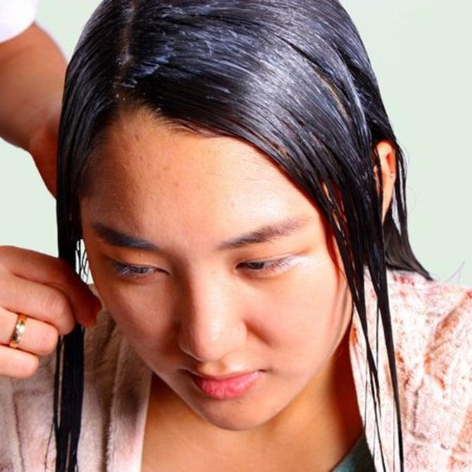 Métodos naturales para cuidar el cabello