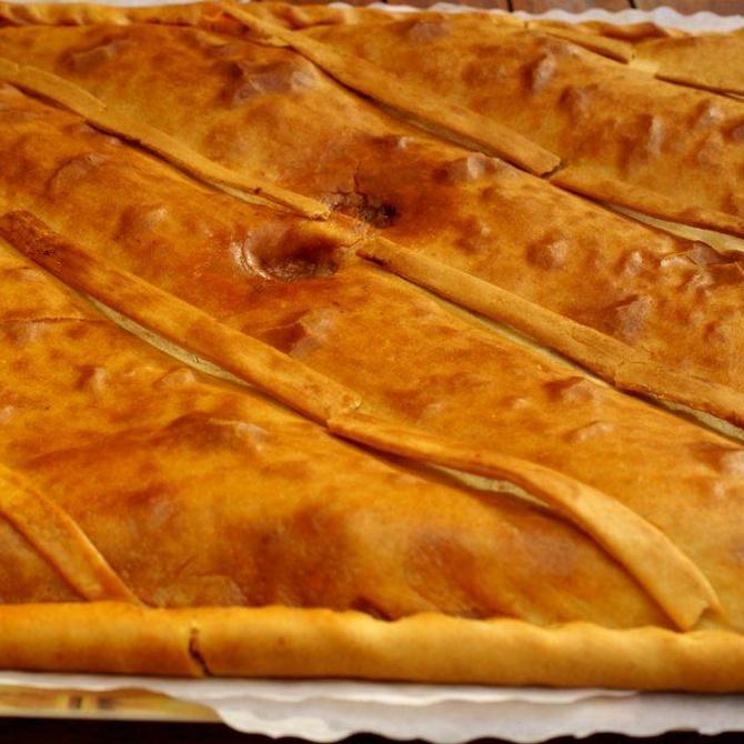 Los orígenes de la empanada gallega