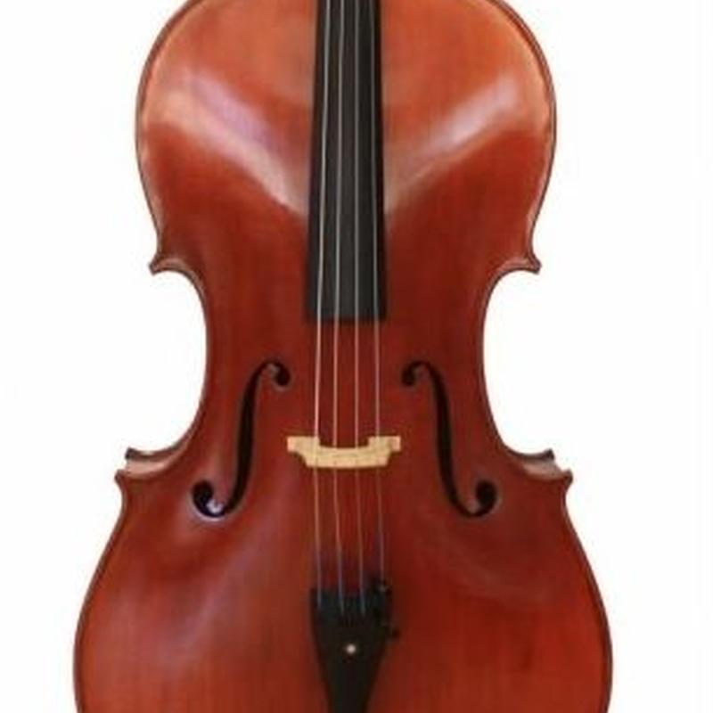 CELLO F.MÜLLER VIRTUOSO 4/4 7/8 3/4 1/2 sólo instrumento: Catálogo de L'Art Guinardó