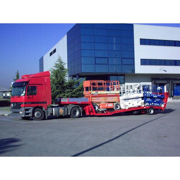 Servicios jurídicos en transporte: Servicios de Setoan Logística de Maquinaria y Transporte