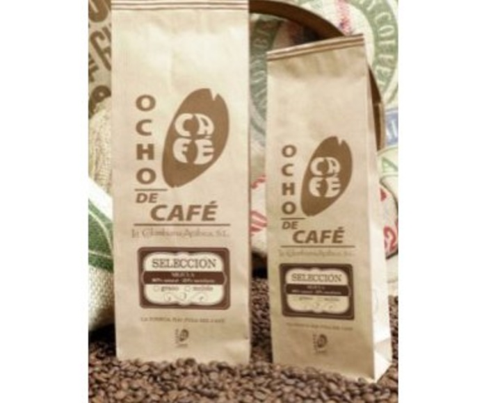 Selección mezcla 80/20: Productos de Ocho de Café