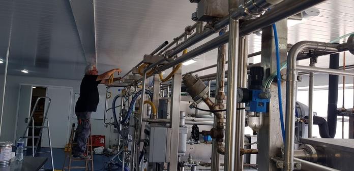 Instalaciones de fontanería y calefacción: Servicios de Instalaciones Alba