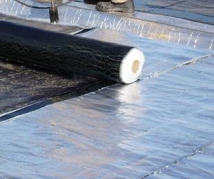 Impermeabilización de aleros y terrazas