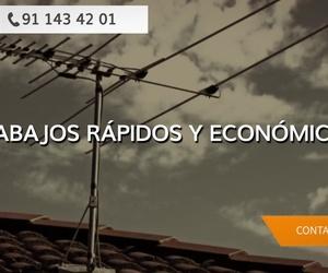 Reparación de antenas en Fuenlabrada | Antenas J&J