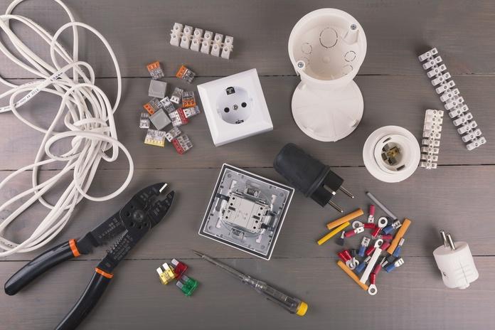 Venta de material eléctrico: Servicios de Incalux, S.L.
