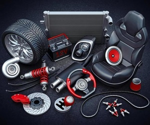 Tienda propia de artículos para vehículos