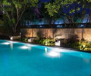Consejos para cuidar e iluminar tu piscina de manera sostenible