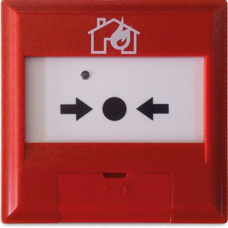 Alarma de incendio manual