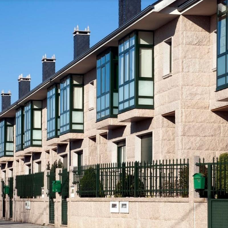 Fachadas ventiladas: Productos y servicios de Piedra de Santiago