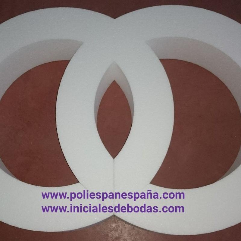 Formas de poliespan: Productos de Embadiseños