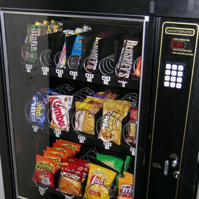 ¿Por qué poner una máquina vending en tu empresa?