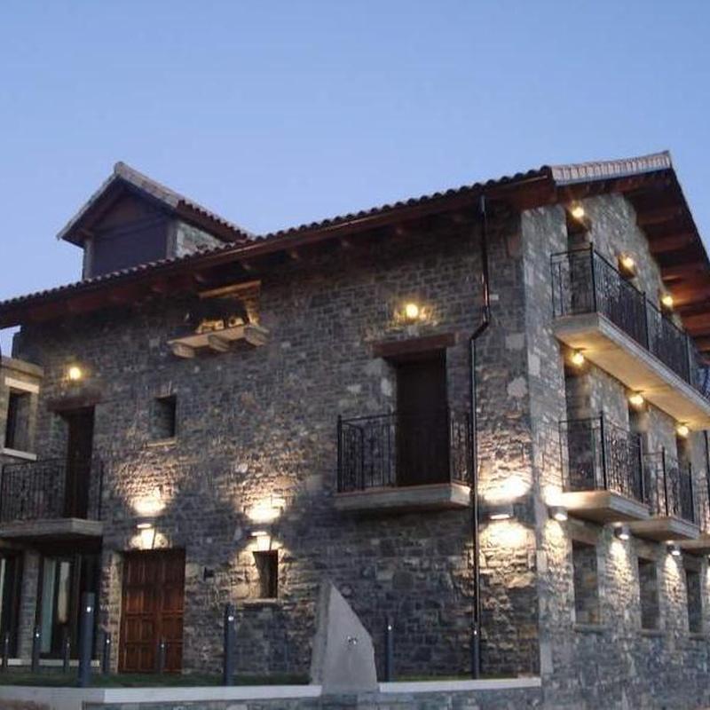 Casa rural alquiler íntegro: Servicios e Instalaciones de Casa Rural El Churrón