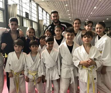 Éxito GILAND 2018 jiu jitsu (bjj)