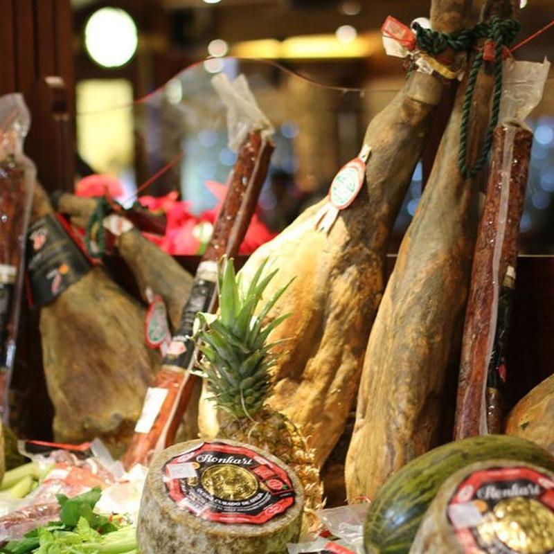 Sobre nuestros restaurantes: Menús restaurantes de Grupo Silvestre
