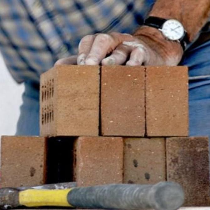Restaurar fachadas con ladrillo visto