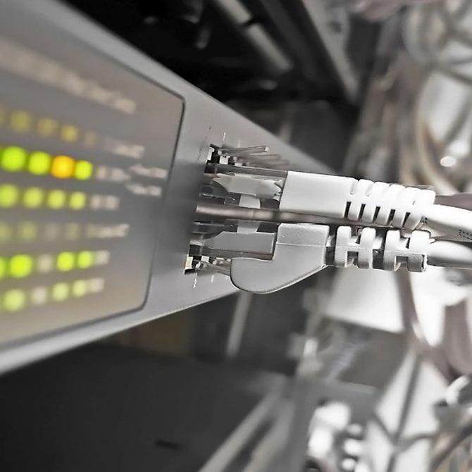 La utilidad de tener los ordenadores de una empresa conectados en red