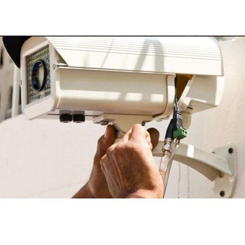 Circuitos cerrados de televisión: Productos y servicios de Sertronic Proyectos e Instalaciones