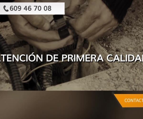 Instalaciones eléctricas industriales en Toledo | José Antonio Ayala García