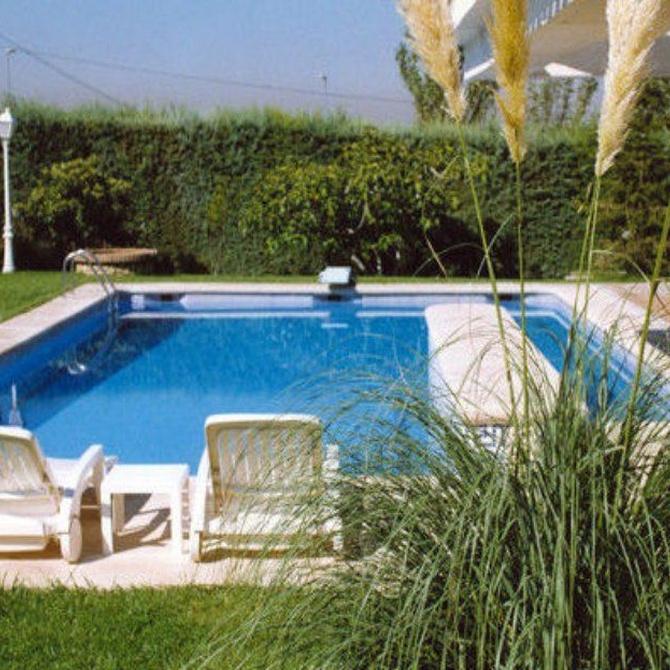 La inspiración para la construcción de piscinas
