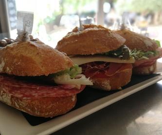 Primeros platos: ¿Qué tenemos? de Restaurante y Bar Terra Mía