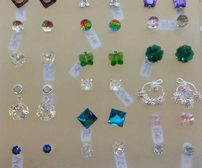 Cristal de swarovski: Joyas y regalos de plata de Mercado de la Plata