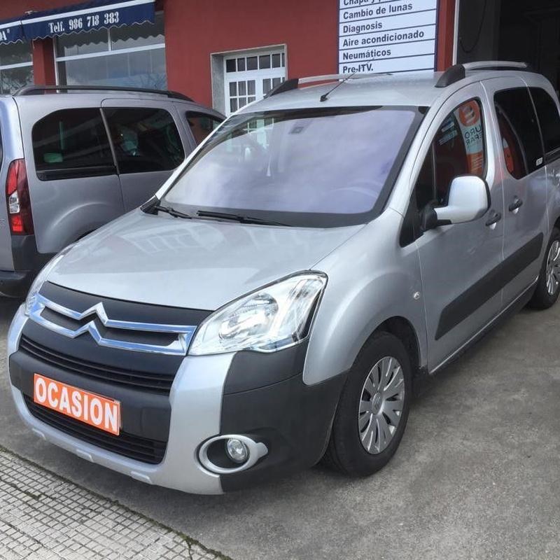 Citroën Berlingo 1.6HDI XTR 109CV:  de Ocasión A Lagoa