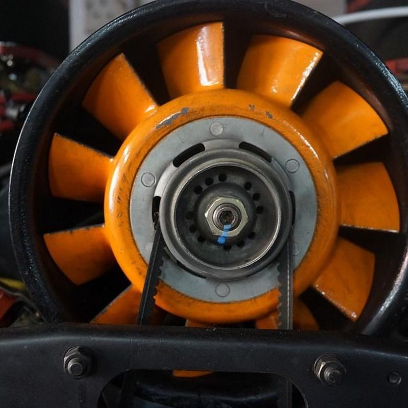 Motores eléctricos: Servicios de Bobinados Luman