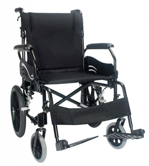 Sillas de ruedas - manuales - aluminio - karma - econ 805: Productos de Ortopedia Ca N'Oriac