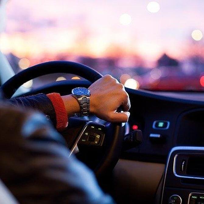 Los diferentes tipos de accidentes de tráfico