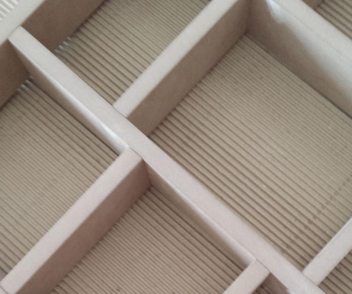 mostrador muestras cosmética - Birchbox