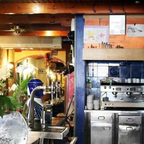 Barra de nuestro restaurante gallego